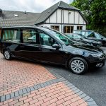 Griffiths Bwtrimawr hearse